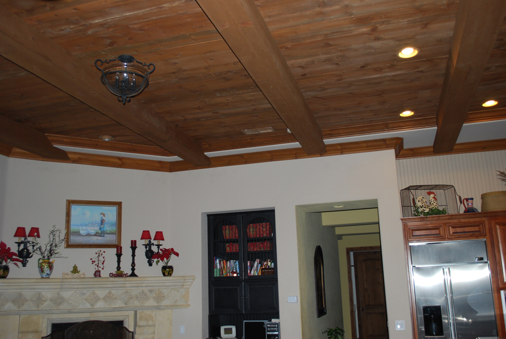 Box beam ceiling designs images frompo 1 for Box beam ceiling