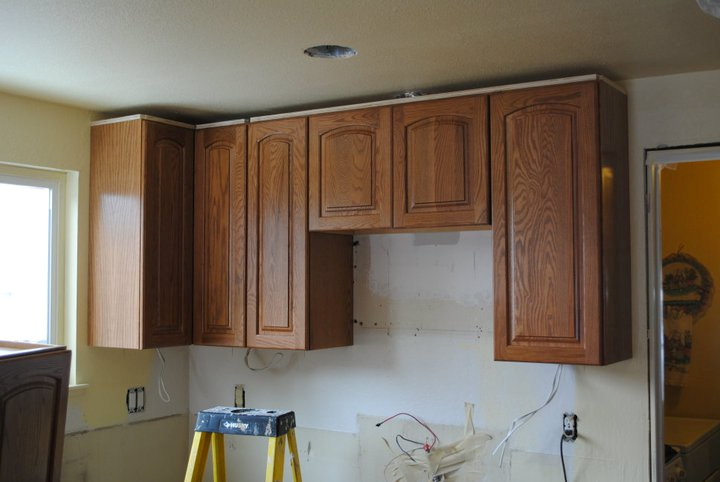 kitchen cabinet installtion cost remodel
