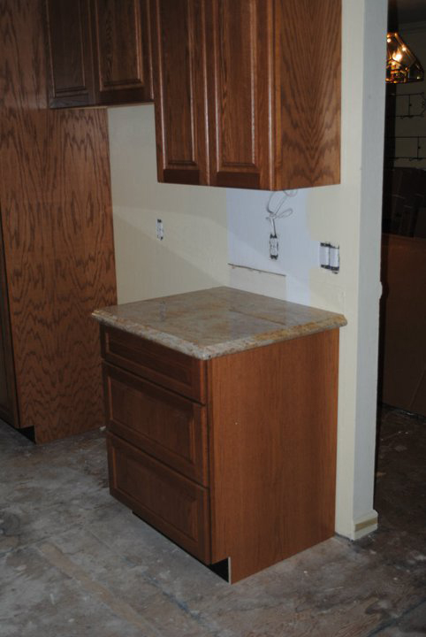 granite installtion stone cost time remodel kitchen