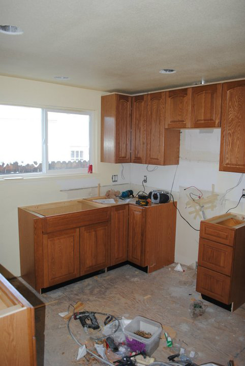 kitchen cost time remodel granite tops