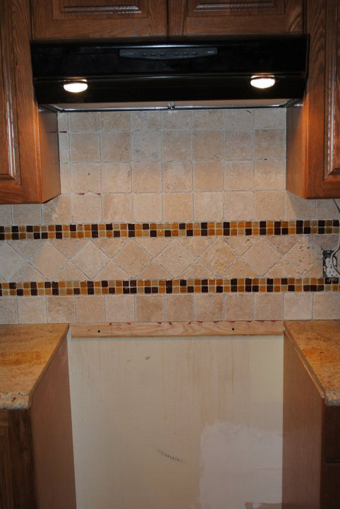 tile backsplash remodel cost time kitchen