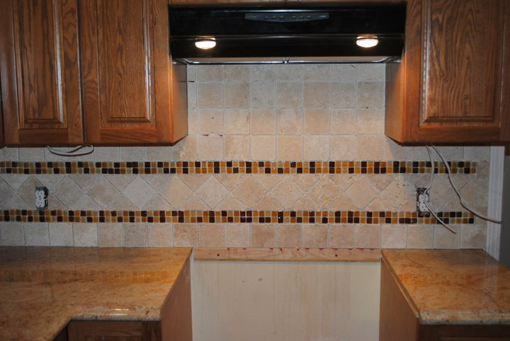 tile backsplash desigh remodel kitchen cost time