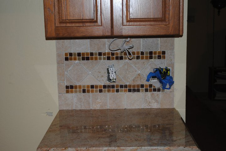 kitchen remodel tile terrazo mosaic backsplash design
