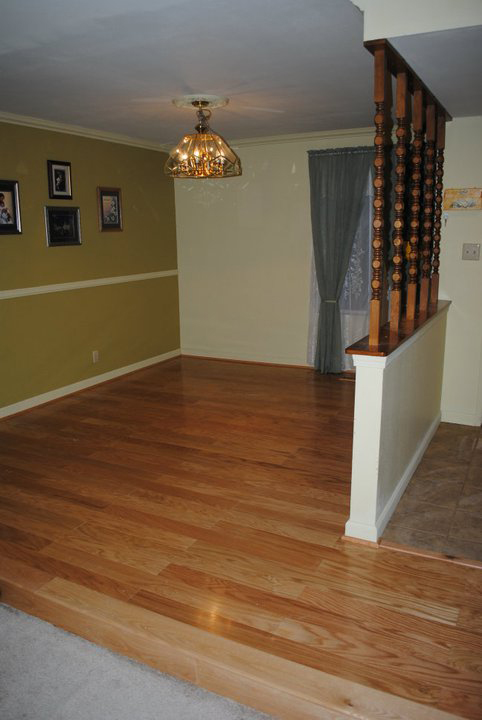 hardwood flooring cost time to install