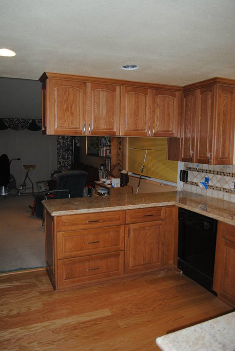 kitchen remodel time cost