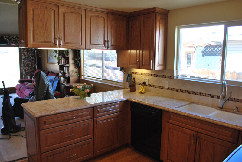 kitchen remdeling cost time 25 days