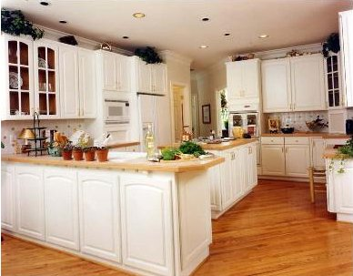 Custom Kitchen Cabinets Remodel