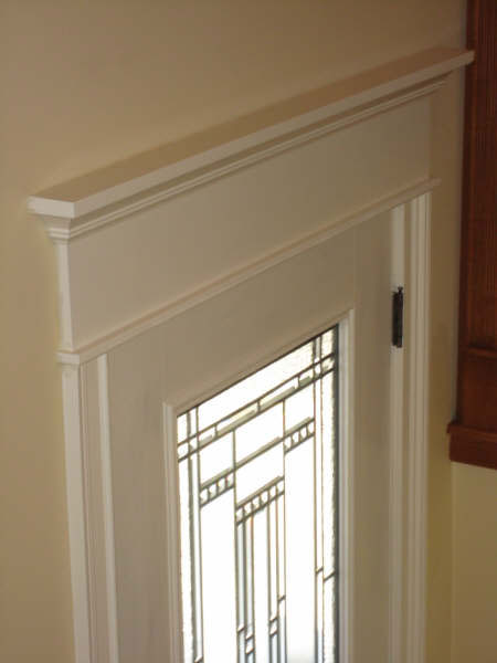 Custom Finish Carpentry Doors Moulding Trim Crown Door Reno Nv
